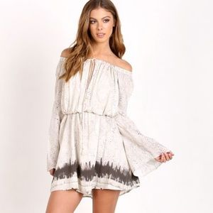 The Jetset Diaries Python Mini Dress Python Print